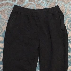 Rocawear thick black joggers